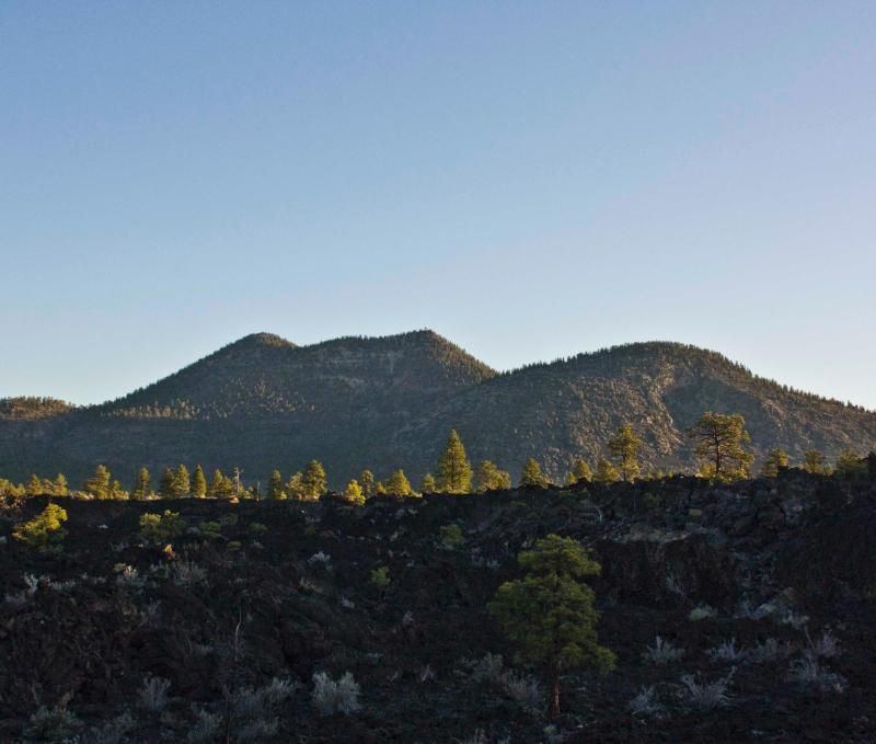 Sunset Crater Volcano National Monument National parks