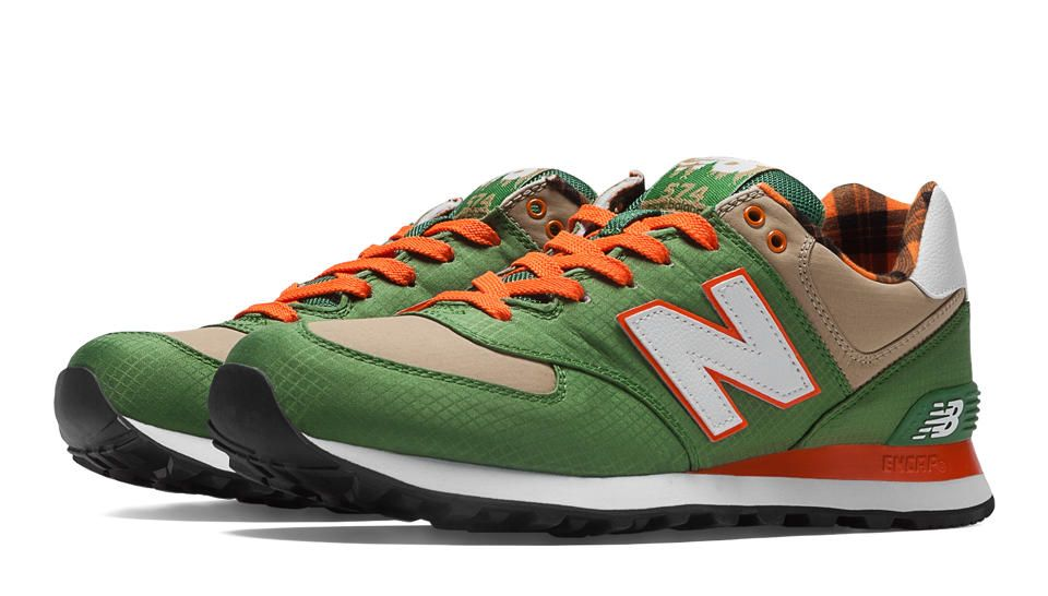 Camping 574 - Men's 574 - Classic, - New Balance - US - 2 ...