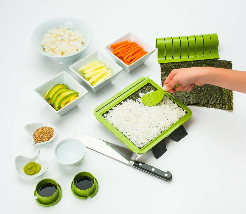 Sushiquik Super Easy Sushi Making Kit World's 1 Sushi