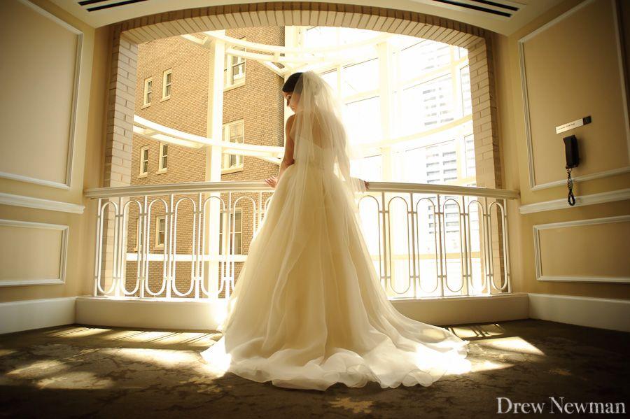A beautiful wedding at the Georgian Terrace Hotel in Atlanta