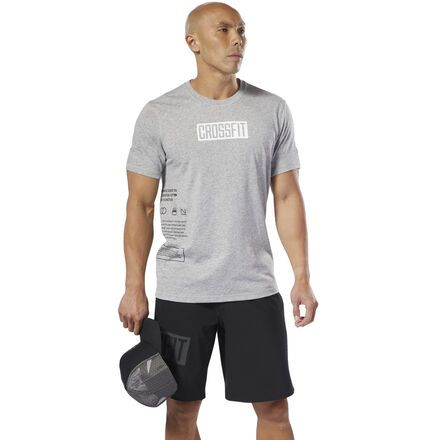 bc052677cb Reebok CrossFit® Move Tee in 2019   Products   Crossfit moves ...