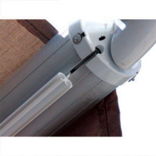 Valterra A30-0500 TwinTrak RV Awning Accessory System - http://caraccessoriesonlinemarket.com/valterra-a30-0500-twintrak-rv-awning-accessory-system/