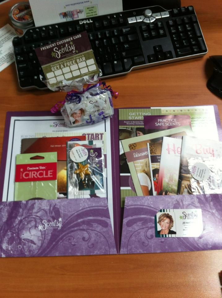 What To Put In Your Scentsy Recruiting Packet Visit Us On