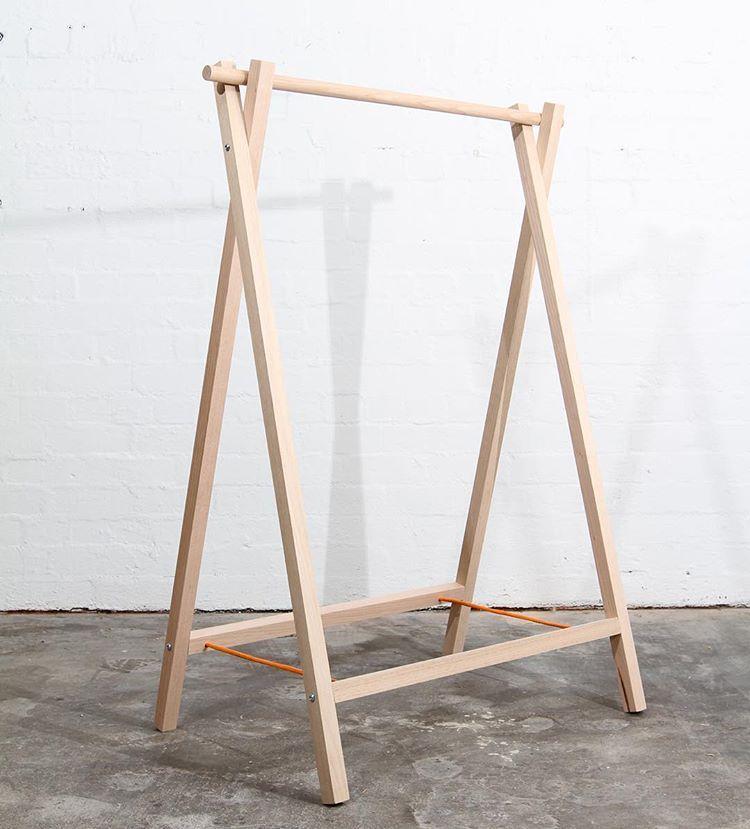 wood clothing rack hanging clothes racks