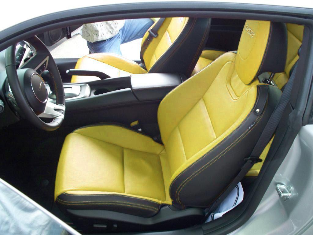 Camaro 5 chevy camaro forum camaro zl1 ss yellow and black interior