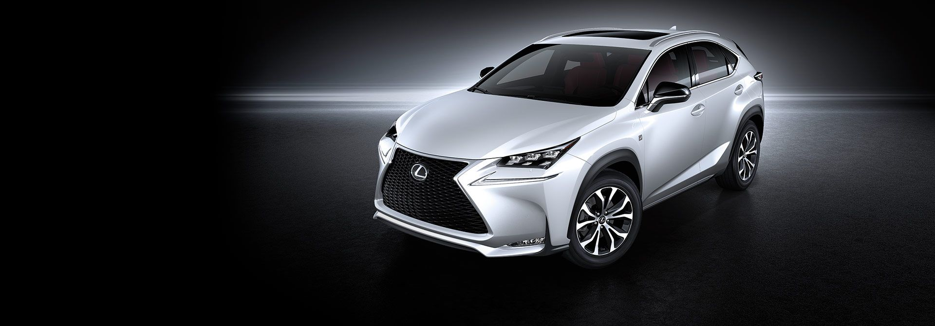 2015 NX 200t with F SPORT Series 1 in Eminent White