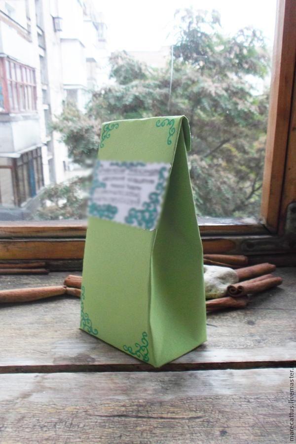 Быстрая упаковка из картона для изделий - Ярмарка Мастеров - ручная работа, handmade