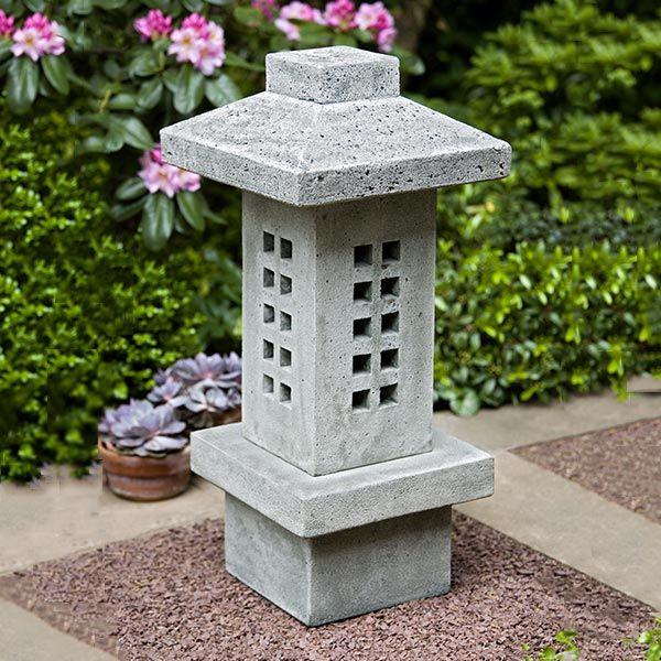 Naka Lantern Garden Lantern LOOR105 | Landscaping | Pinterest ...