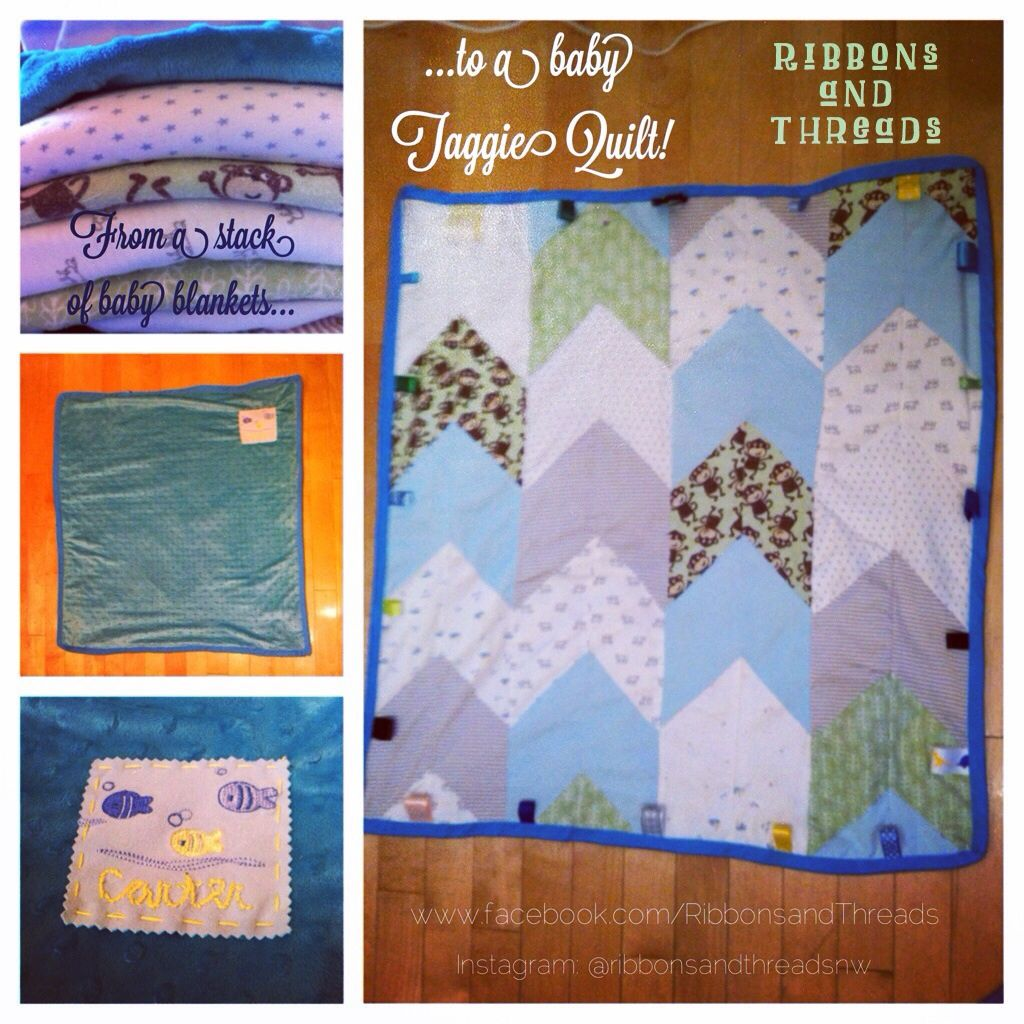 Memory Quilt from Ribbons and Threads www.facebook.com/RibbonsandThreads