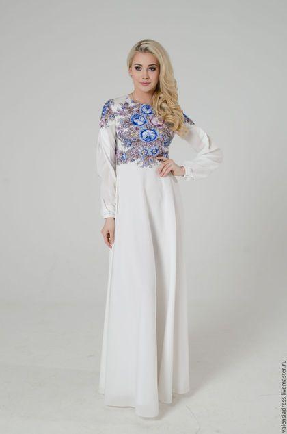 Купить летнее нарядное платье в интернет магазине