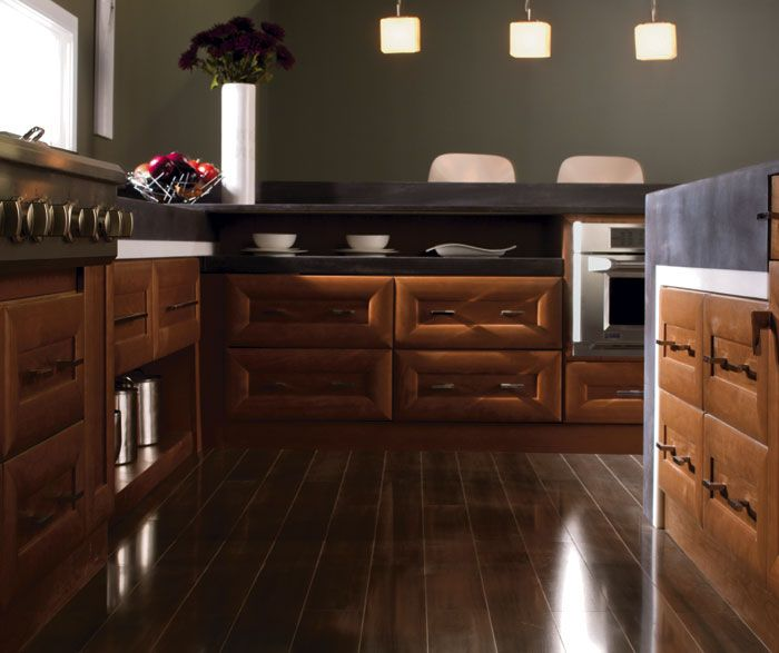Home Expressions By Home Hardware Cranbrook Pinterest Kitchen Cabinet Styles Cherry Cabinets Kitchen Kitchen Craft Cabinets
