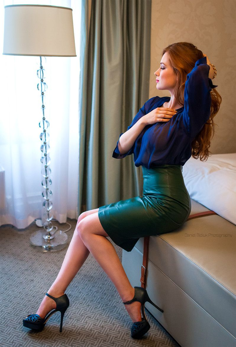from Muhammad redheads hot up skirt