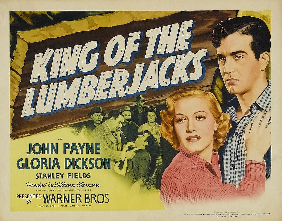 Watch King of the Lumberjacks Full-Movie Streaming