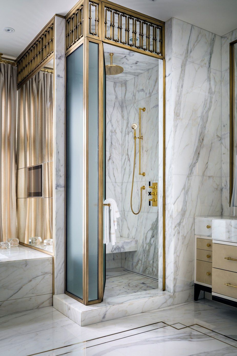 How to pick the perfect marble slab for your countertops yards