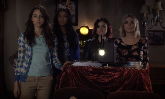 Pretty Little Liars: Game On, Charles