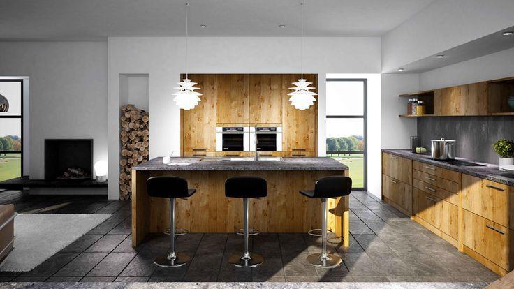 Idée relooking cuisine \u2013 Classique ou moderne, la cuisine aime le