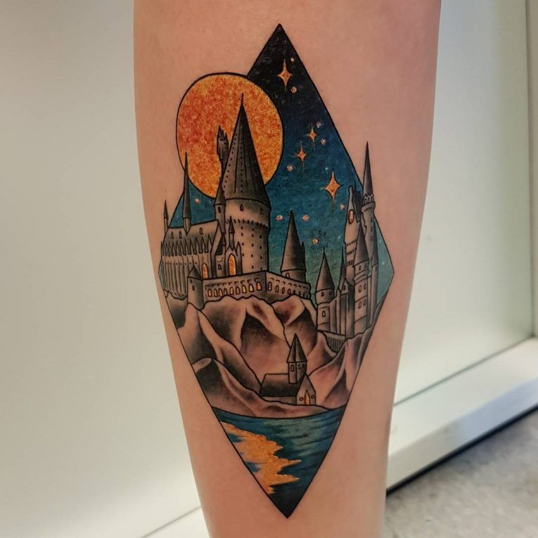 Harry Potter Tattoo 107