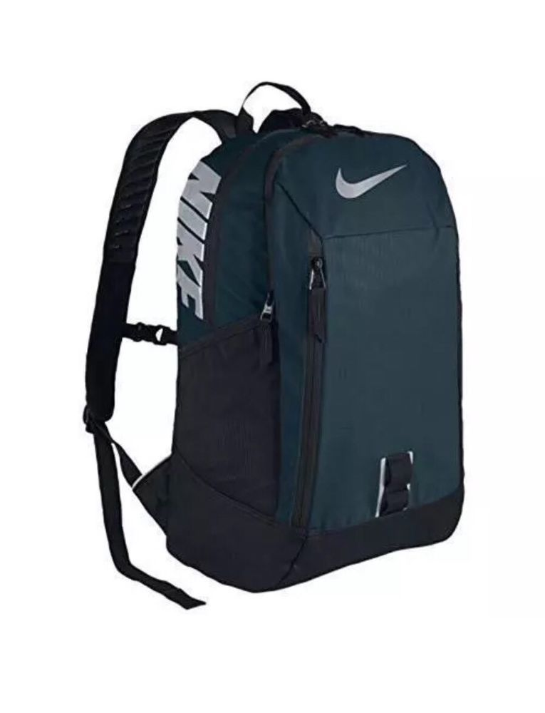 b766c35a79 NIKE Alpha Adapt Rise Laptop Backpack BA5254 346 School Bag Book Bag Teal   Nike  Backpack