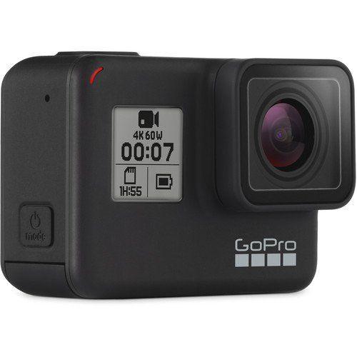 Gopro Hero7 Black In 2020 Gopro Action Camera Underwater Camera