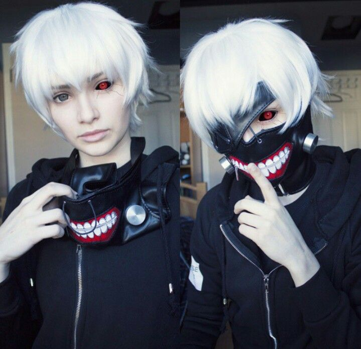 Anime Characters Easy To Cosplay : I m so excited cause the mask is actually super cheap