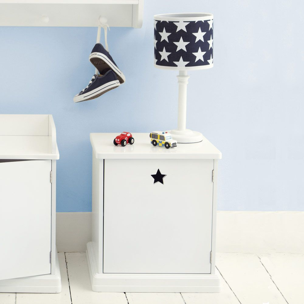 Star Bright Bedside Table Bedrooms Cupboard And Bedside Cabinet - Star bedroom furniture