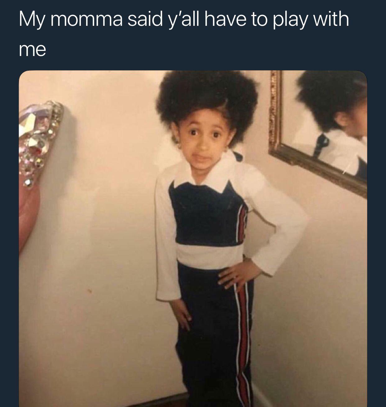 Pintrest Babylaaa Cardi B Memes Memes Cardi B