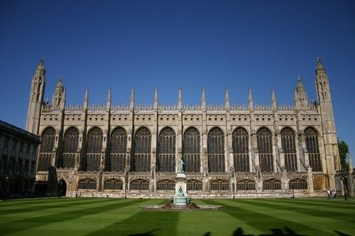 capilla del king's college de cambridge - Buscar con Google