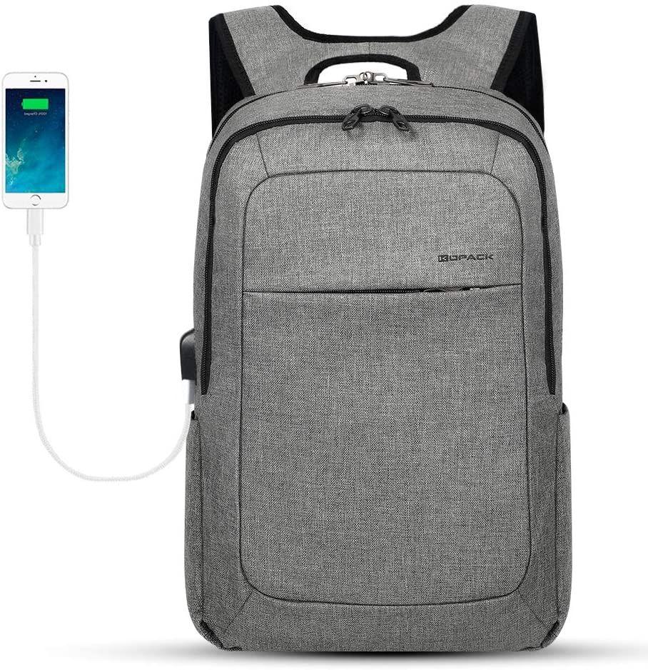 Photo of KOPACK Slim Laptop Backpacks Anti Thief