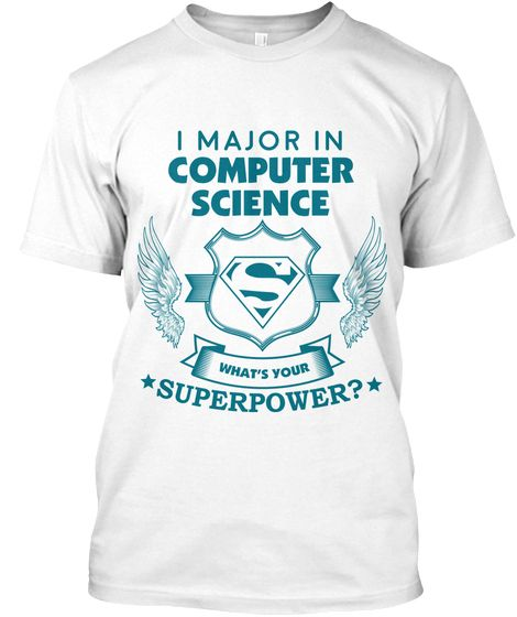 I Major In Computer Science T Shirts Engineer Science Tshirts