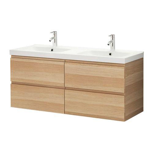 godmorgon odensvik meuble pour lavabo 4 tiroirs ikea garantie 10 ans gratuite renseignements. Black Bedroom Furniture Sets. Home Design Ideas