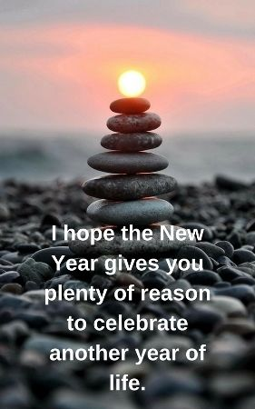 New year cards photo 2018. In this New Year, let's make a ...