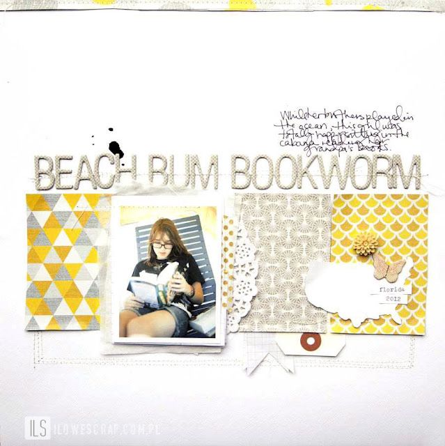 ILS - scrapbooking: Marcy Penner