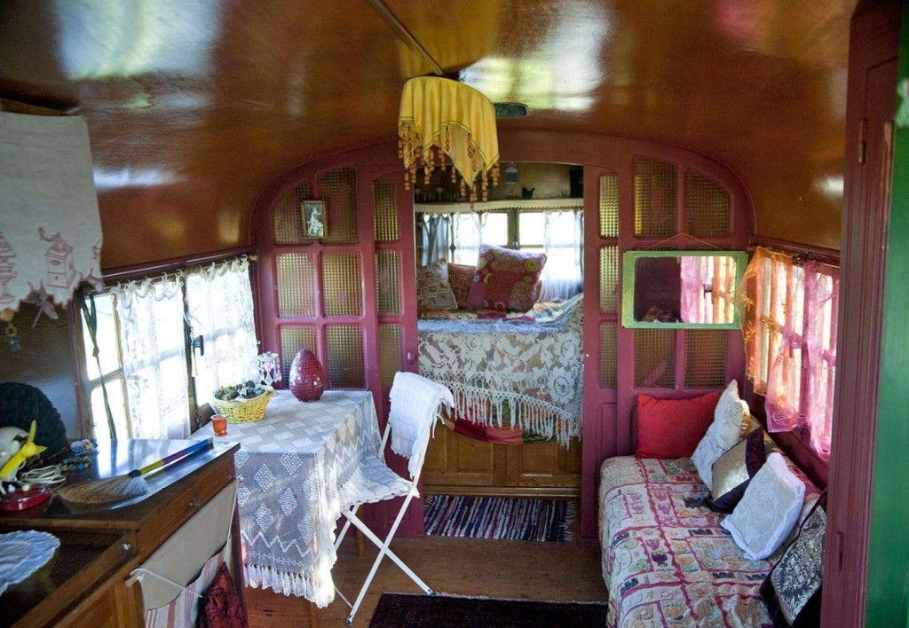 roulotte verdine decoration interieure 5 roulotte appareils menagers decoration interieure