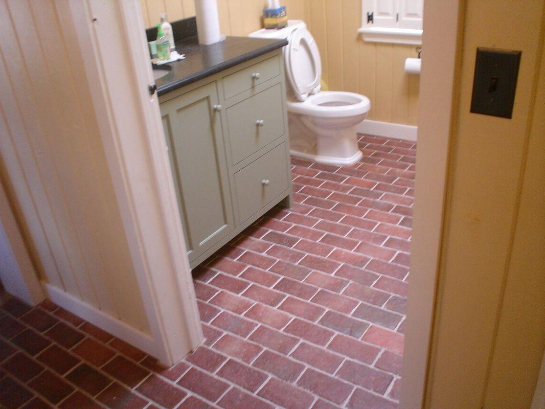 Bathrooms inglenook brick tiles thin brick flooring brick bathrooms inglenook brick tiles thin brick flooring brick pavers ceramic brick tiles dailygadgetfo Images
