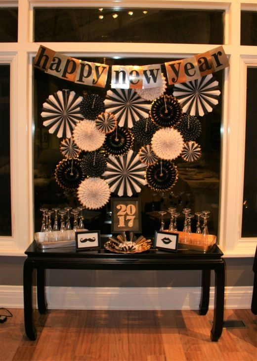 42 Favorite New Year's Eve Decoration For The Ultimate Bash