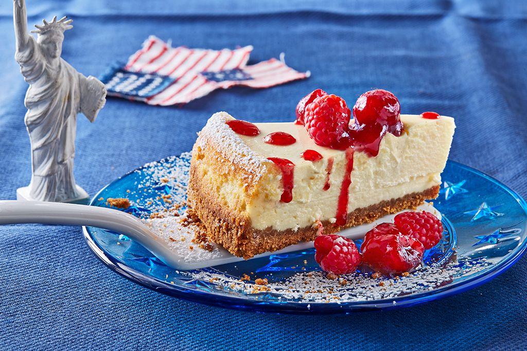 Der Unglaublich Cremige Ny Cheese Cake Amerikanische Rezepte