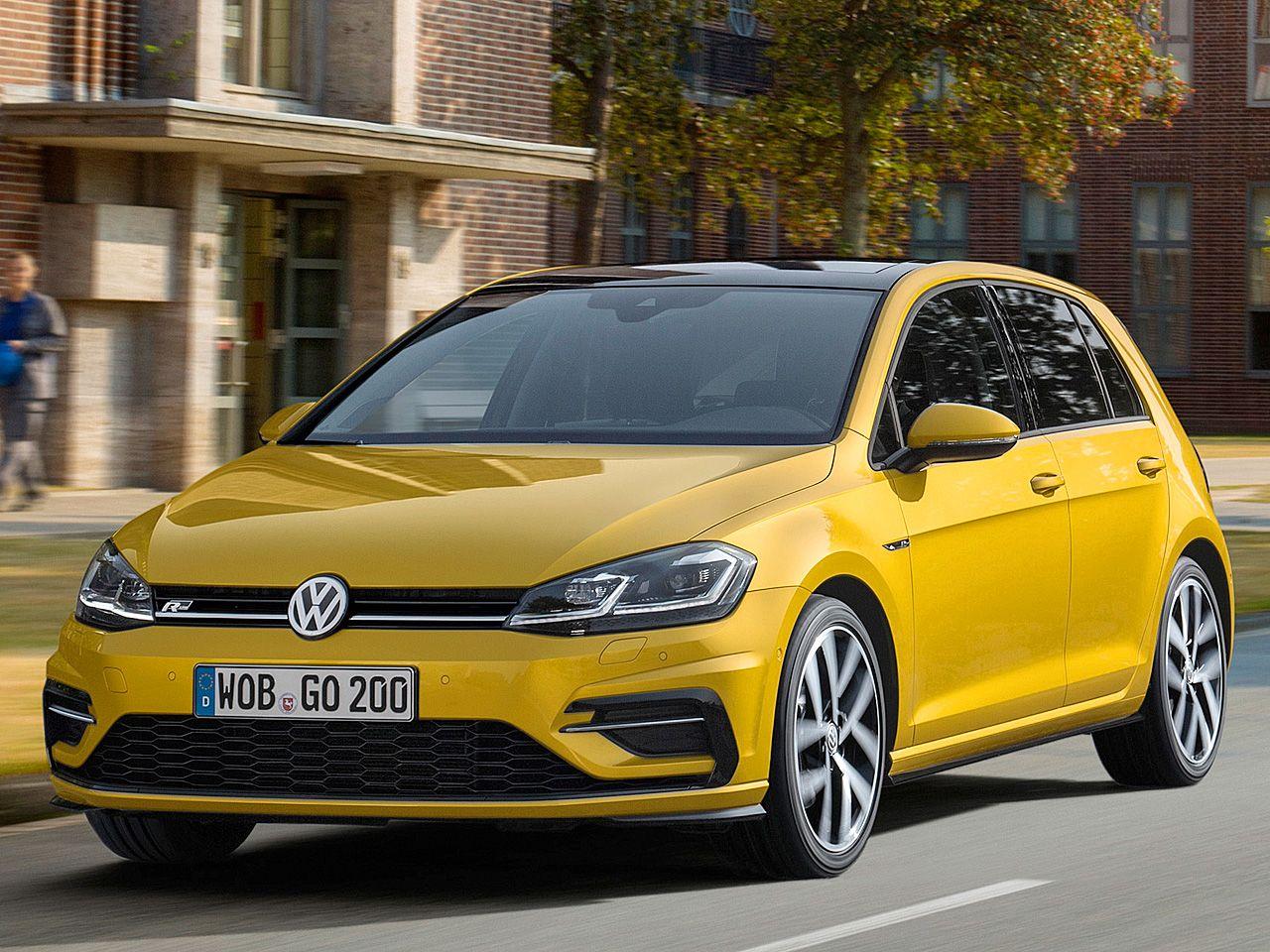 Vw Golf 7 Facelift 2017 Technische Daten Preis Volkswagen Vw Golf 7 Und Volkswagen Golf