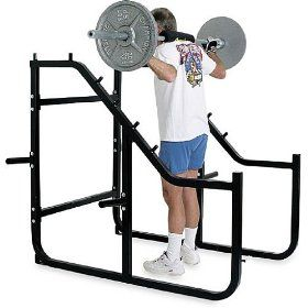 champion barbell step squat rack gym equipment cage