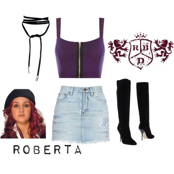 Roberta Pardo--RBD