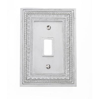 Amerelle Wall Plates Amerelle Filigree Border 1 Toggle Wall Plate  Tin8330Tft At The