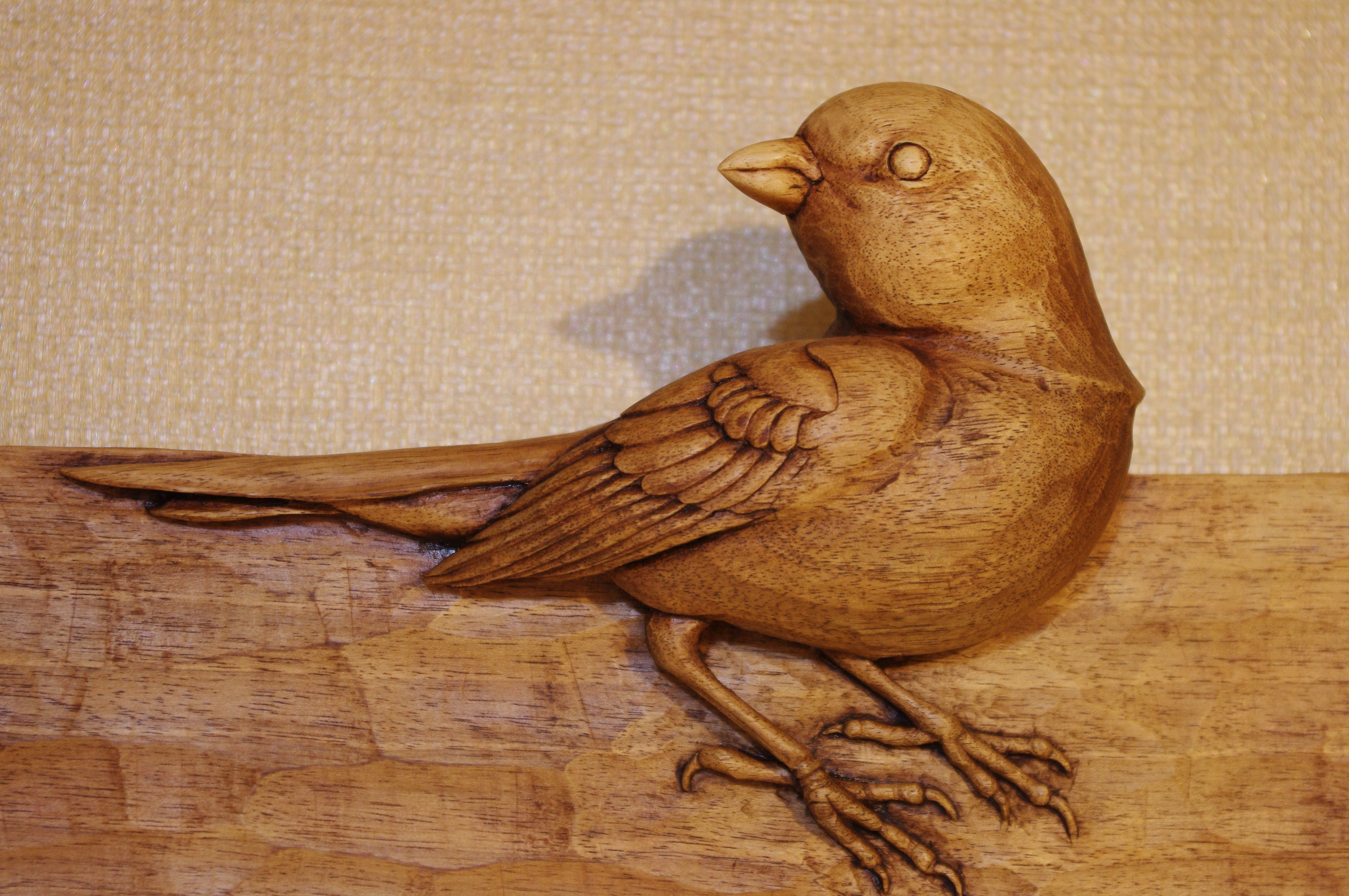 Birds frame wood ideals pinterest wood carving and wood carving