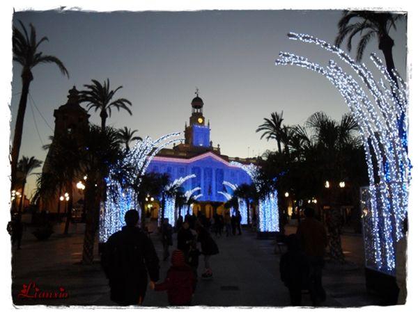 De paseo navideño por Cádiz ~ Lianxio