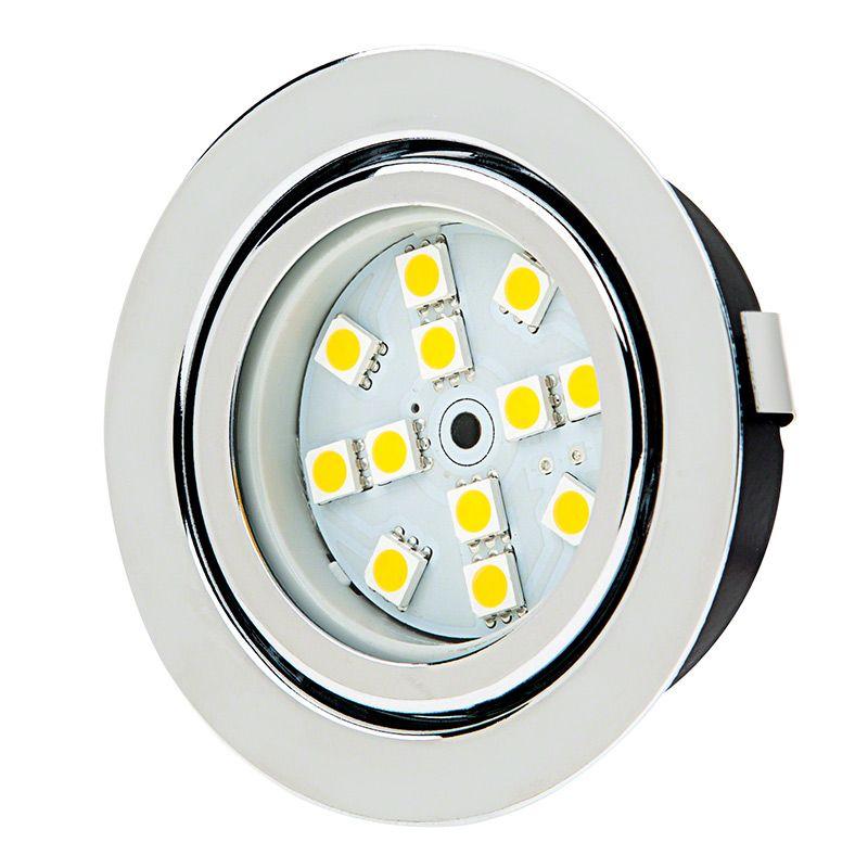 Recessed led puck lights 12 led 20 watt equivalent 170 lumens recessed led puck lights 12 led 20 watt equivalent 170 lumens recessed led lighting led home lighting aloadofball Gallery