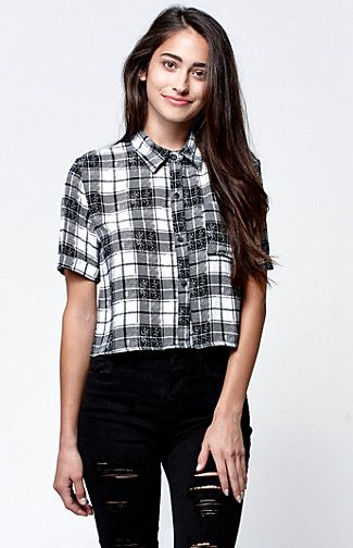 Short Sleeve Button-Down Shirt  9ef298f50