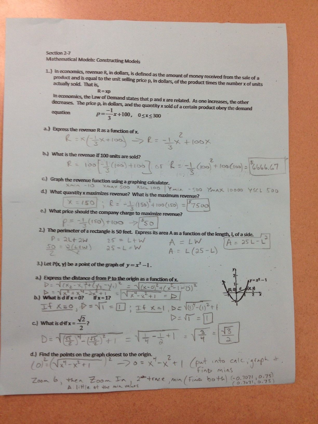 25 New Math Models Worksheet 41 Relations And Functions