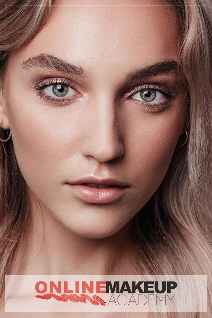 An elegant soft makeup look created by Online Makeup