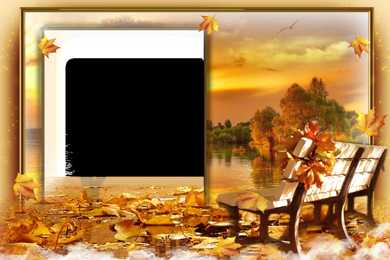 Frame-for-Photo-Autumn-Sunset.png (1280×853) | Frames | Pinterest ...