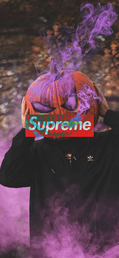 Pin On Supreme Wallpaler Iphone