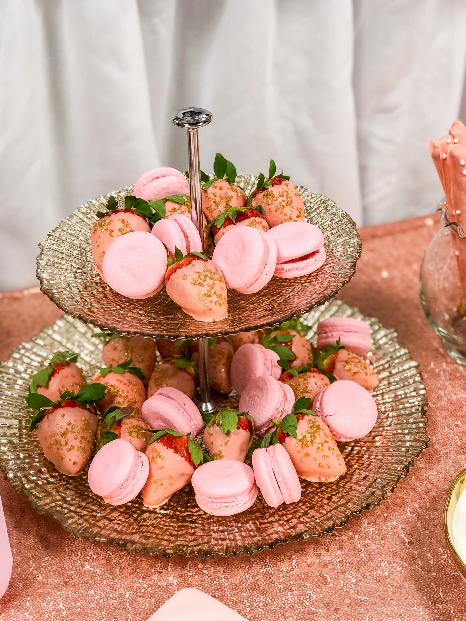 How To Plan The Perfect Sweet 16 Party Pink Dessert Tables Pink Desserts Sweet 16 Parties