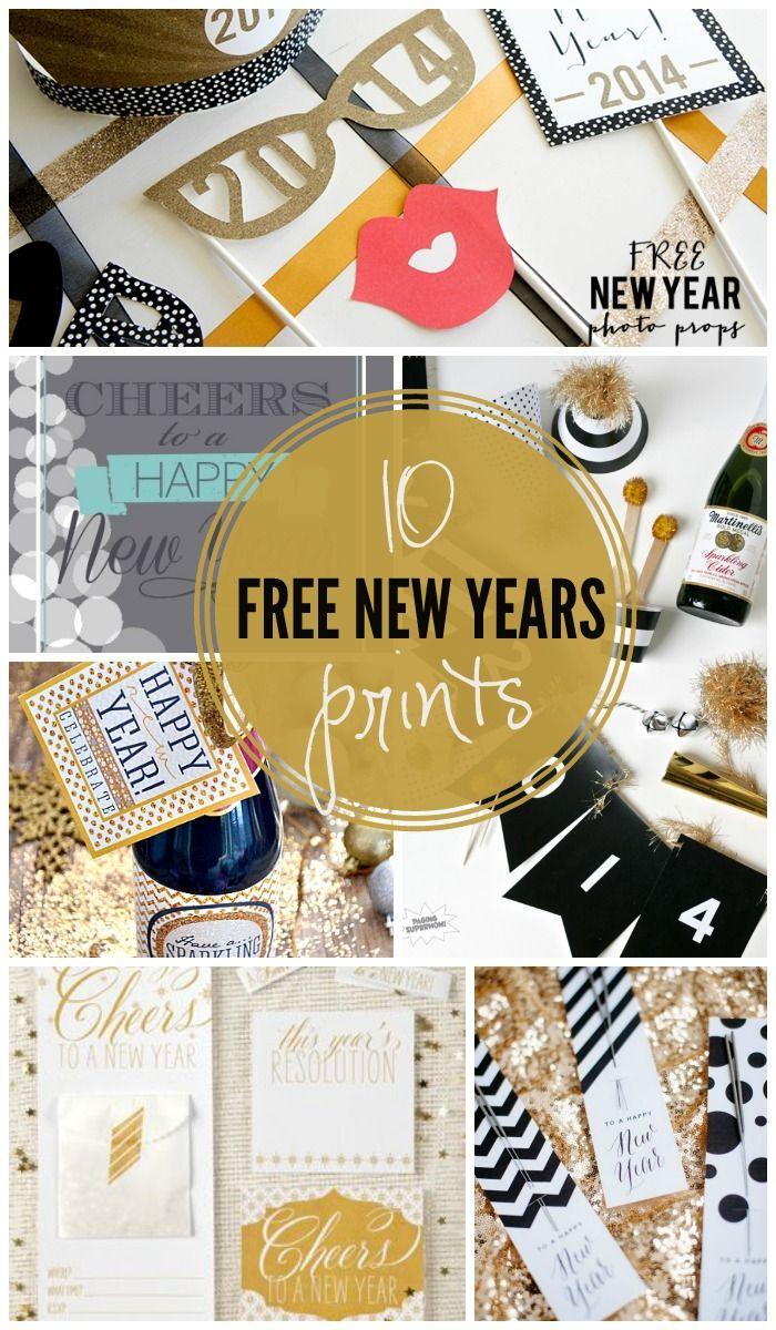 10 free new years printables to help you ring in the new year lilluna